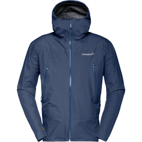 Norrøna Falketind Gore-Tex Jacket Men indigo night